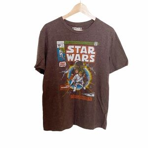 Star Wars Mens Vintage T-Shirt